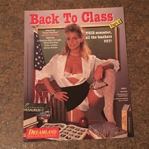 """Back to Class Part 2 Ad Slick 8.5""""x11"""""""